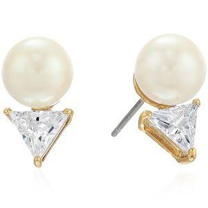 kate spade new york 14k Gold-Plated Earrings